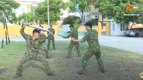 Quân sự quốc phòng địa phương - 07/2020