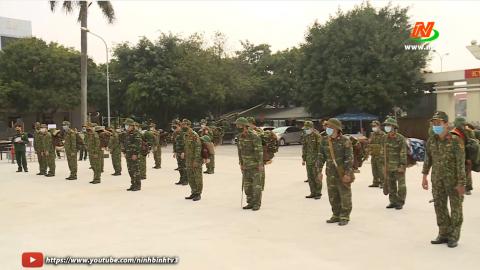 Quân sự Quốc phòng địa phương - Tháng 2 - 2021