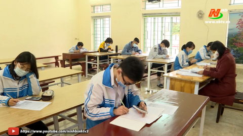Sẵn sàng cho kỳ thi chọn học sinh giỏi lớp 9 cấp tỉnh