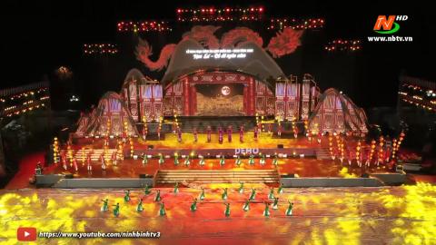 Sẵn sàng cho Lễ khai mạc Năm Du lịch Quốc gia - Ninh Bình 2021