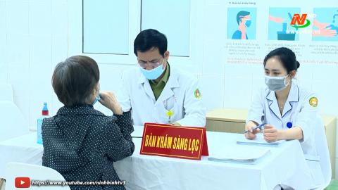 Sàng lọc thử nghiệm Vaccine NANOCOVAX giai đoạn 2