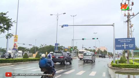 Sớm đồng bộ hóa Camera giám sát giao thông