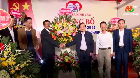 Thành lập chi bộ doanh nghiệp tư nhân Tuấn Thành