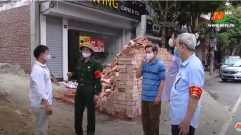 Thành phố Ninh Bình: Phát huy vai trò MTTQ và các đoàn thể trong giám sát, phản biện xã hội