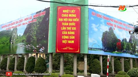 Thành phố Ninh Bình tổ chức các hoạt động Mừng Đảng, Mừng Xuân