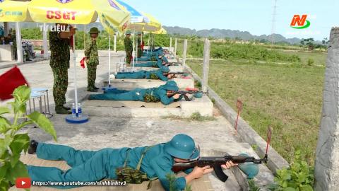 Thành phố Ninh Bình triển khai nhiệm vụ quốc phòng quân sự năm 2021