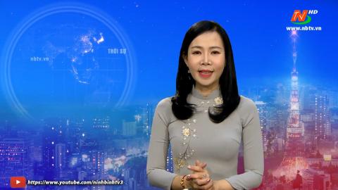Thời sự 19h45' Ninh Binh TV - 11/4/2021