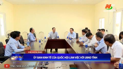 Thời sự 19h45' Ninh Binh TV - 12/4/2021