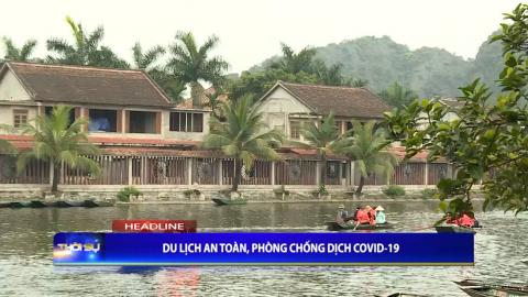 Thời sự Tối Ninh Binh TV - 01/5/2021