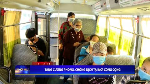 Thời sự Tối Ninh Binh TV - 03/5/2021