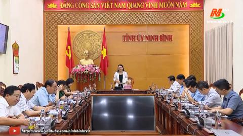 Thời sự Tối Ninh Binh TV - 14/4/2021