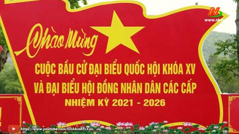 Thời sự Tối Ninh Binh TV - 16/05/2021