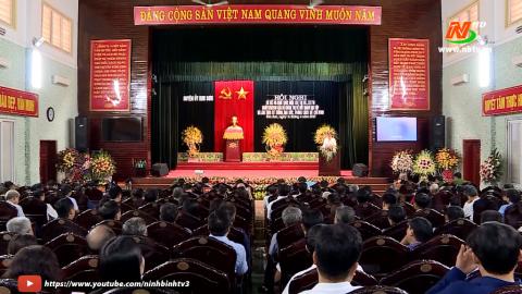 Thời sự Tối Ninh Binh TV - 16/4/2021