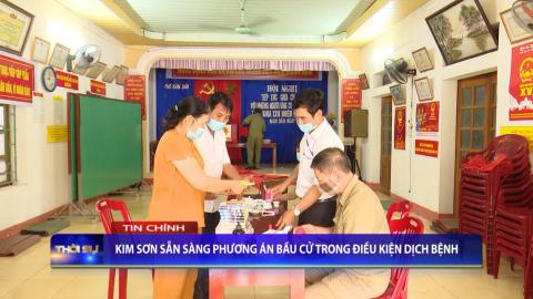 Thời sự Tối Ninh Binh TV - 17/05/2021