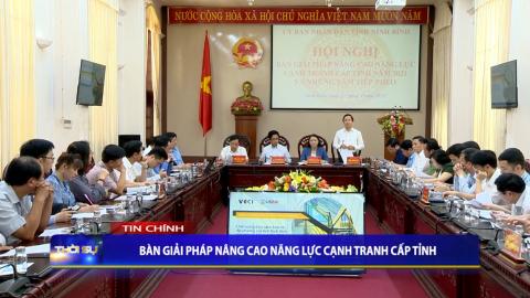 Thời sự Tối Ninh Binh TV - 22/4/2021