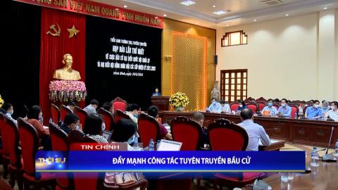 Thời sự Tối Ninh Binh TV - 29/4/2021
