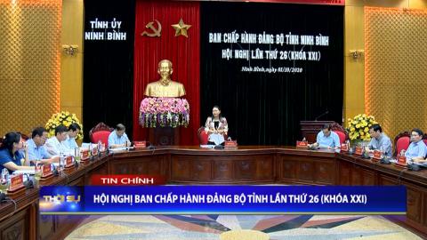 Thời sự Tối NinhBinh TV - 01/10/2020