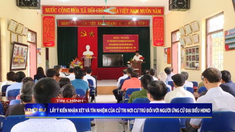 Thời sự Tối NinhBinh TV - 04/4/2021