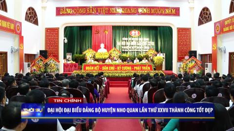 Thời sự Tối NinhBinh TV - 06/08/2020