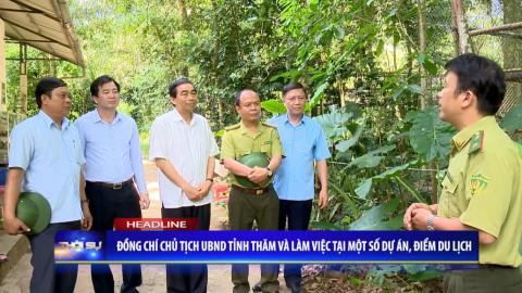 Thời sự Tối NinhBinh TV - 07/07/2020