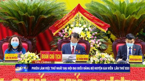 Thời sự Tối NinhBinh TV - 08/08/2020