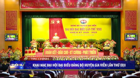 Thời sự Tối NinhBinh TV - 09/08/2020