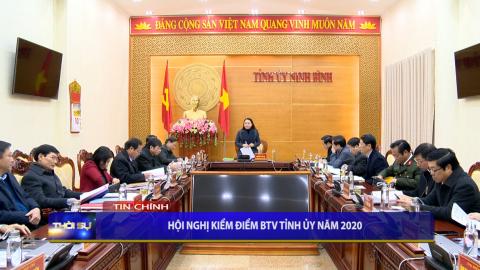 Thời sự Tối NinhBinh TV - 10/01/2021