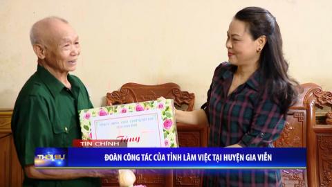Thời sự Tối NinhBinh TV - 10/07/2020