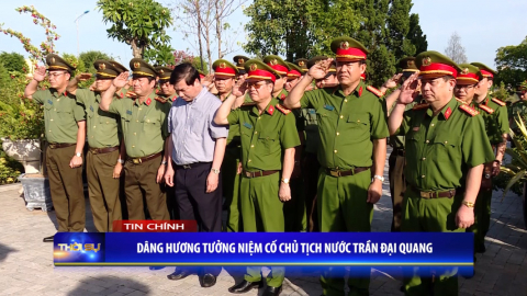 Thời sự Tối NinhBinh TV - 11/08/2020