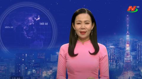 Thời sự Tối NinhBinh TV - 15/01/2021