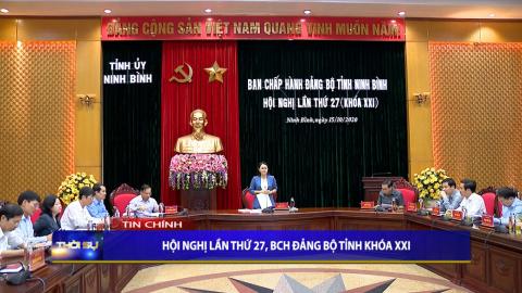 Thời sự Tối NinhBinh TV - 15/10/2020