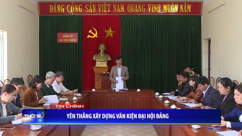 Thời sự Tối NinhBinh TV - 16/02/2020