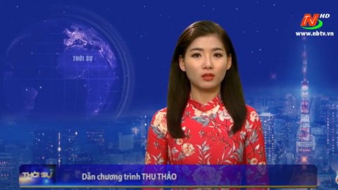 Thời sự Tối NinhBinh TV - 17/11/2020