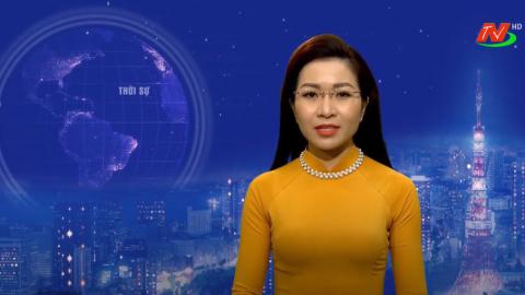 Thời sự Tối NinhBinh TV - 19/01/2021