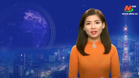 Thời sự Tối NinhBinh TV - 20/11/2020
