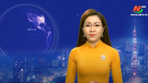 Thời sự Tối NinhBinh TV - 21/11/2020