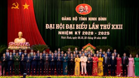 Thời sự Tối NinhBinh TV - 22/10/2020.