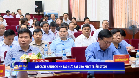 Thời sự Tối NinhBinh TV - 23/06/2020