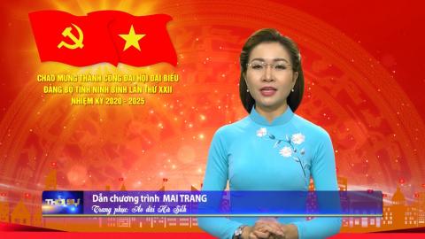 Thời sự Tối NinhBinh TV - 23/10/2020