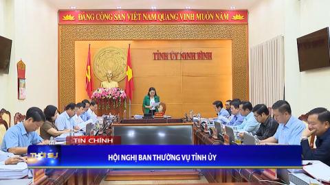 Thời sự Tối NinhBinh TV - 23/11/2020