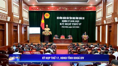 Thời sự Tối NinhBinh TV - 24/03/2020