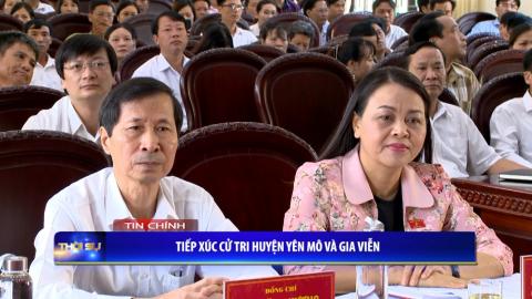 Thời sự Tối NinhBinh TV - 24/06/2020
