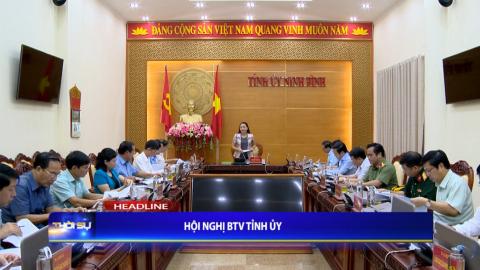 Thời sự Tối NinhBinh TV - 24/09/2020