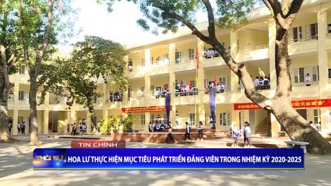 Thời sự Tối NinhBinh TV - 25/10/2020