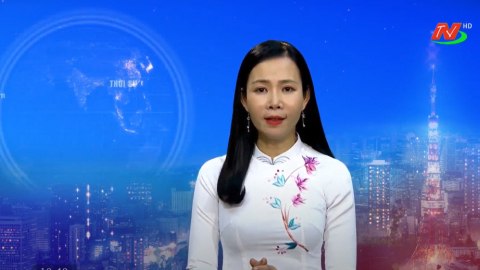 Thời sự Tối NinhBinh TV - 26/02/2021