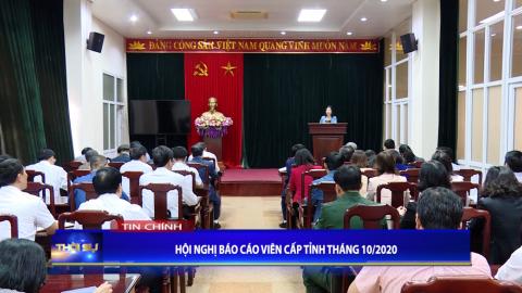 Thời sự Tối NinhBinh TV - 26/10/2020