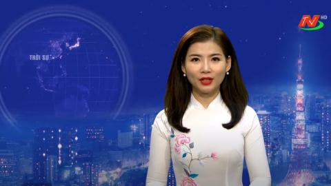 Thời sự Tối NinhBinh TV - 27/02/2021