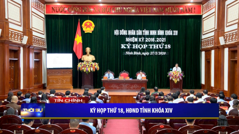 Thời sự Tối NinhBinh TV - 27/05/2020