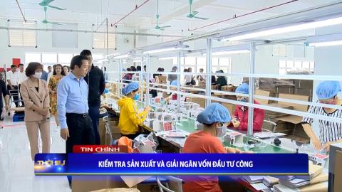 Thời sự Tối NinhBinh TV - 27/10/2020