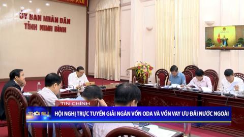 Thời sự Tối NinhBinh TV - 29/10/2020
